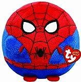 Spiderman Medium 8-inch Ty Marvel Beanie Ballz