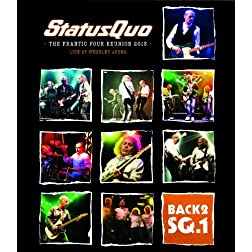 Back2sq.1 Live at Wembley [Blu-ray+CD]
