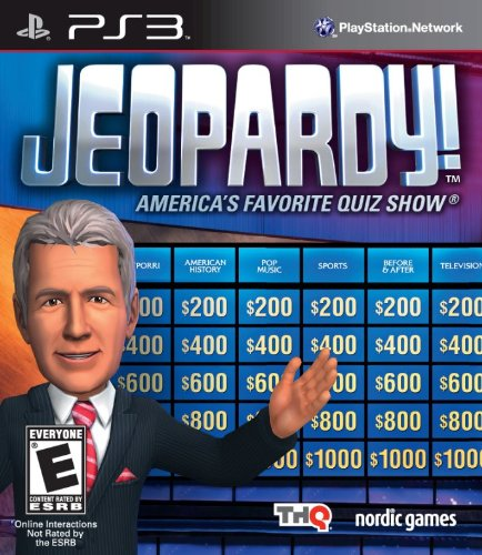 Jeopardy - Playstation 3 - 1