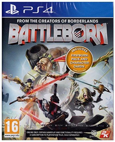 PS4 - Battleborn [Edizione Inglese]