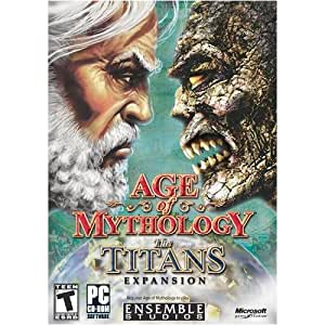 Age of Mythology: The Titans Expansion Pack - PC