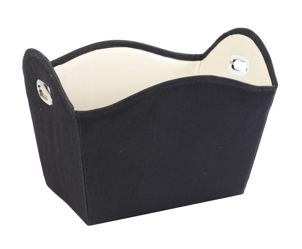 Boxes, Baskets & Bins Under @ Rs.399 By Amazon | My Gift Booth Nylon Towel Basket, Black @ Rs.349