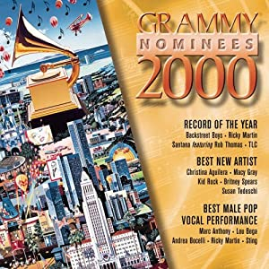 Various Artists - 2000 GRAMMY Nominees - Pop
