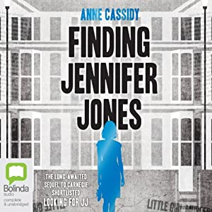 Finding Jennifer Jones Audiobook