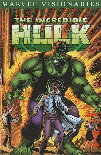 Hulk Visionaries Peter David 08 (Incredible Hulk)