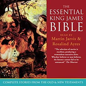The Essential King James Bible Audiobook