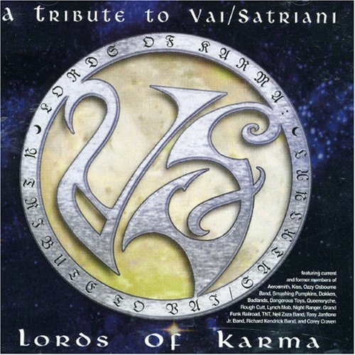 Various - Lords of Karma: A Tribute to Vai/Satriani - Zortam Music