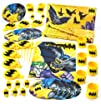 Hallmark 222575 Batman Heroes and Villains Party Favor Value Pack