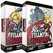 Fullmetal Alchemist - Int�grale - Edition Gold - 2 Coffrets (11 DVD + Livrets)
