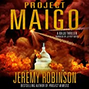 Project Maigo: A Kaiju Thriller | [Jeremy Robinson]