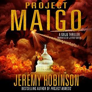 A Kaiju Thriller (REQ - COMPLETE) - Jeremy Robinson