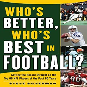 Who's Better, Who's Best in Football? Audiobook