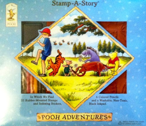 Stamp-A-Story Pooh Adventures