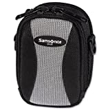 Samsonite Safaga 50J Camera Case Water-Repellent Polytex 600D Black/Grey Ref 23631
