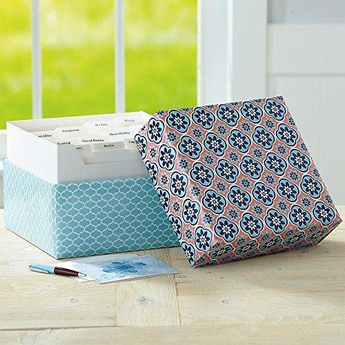 Greeting Card Organizer Refills For Current Organizer Box