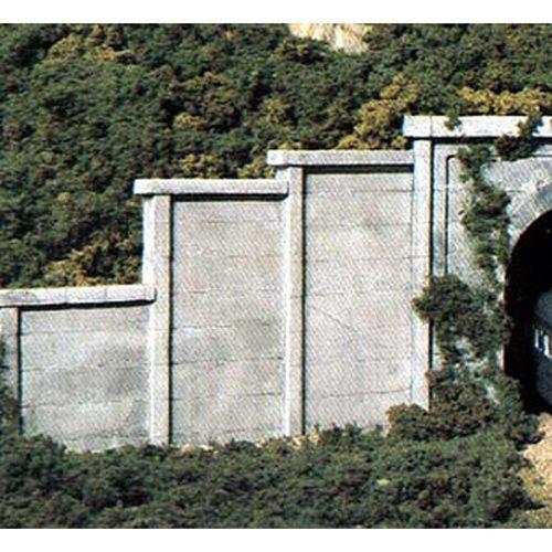 HO Retaining Wall, Concrete (3)