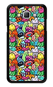 """Humor Gang Cute Doodle Art Printed Designer Mobile Back Cover For """"Samsung Galaxy A5"""" (3D, Glossy, Premium Quality Snap On Case)"""