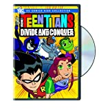 Teen Titans, Volume 1 - Divide and Conquer (DC Comics Kids Collection) ~ Scott Menville