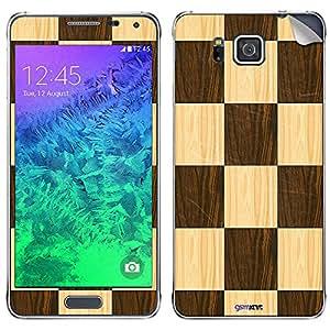 GsmKart SGA Mobile Skin for Samsung Galaxy Alpha (Galaxy Alpha-948)