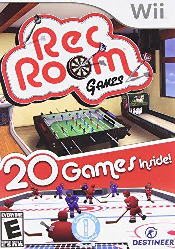 Rec Room - Nintendo Wii - 1