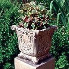 Large Garden Planter - Modena 22 Stone Vase Plant Pot