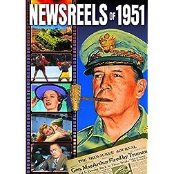 Newsreels of 1951, Volume 1