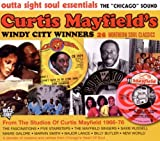 echange, troc Compilation - Curtis Mayfield