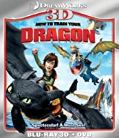 How to Train Your Dragon (Two-Disc Blu-ray 3D/DVD Combo) from DreamWorks Animated
