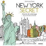 New York secret - Carnet de coloriage