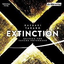 Extinction (       UNABRIDGED) by Kazuaki Takano Narrated by Sascha Rotermund