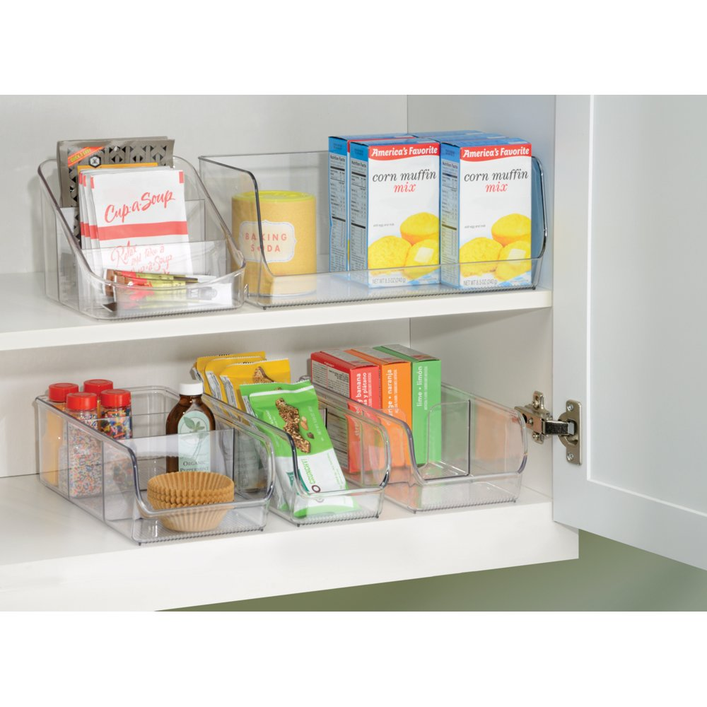 Kitchen Storage And Organization: Pantry Organization Storage Kitchen Cabinet Basket Shelf