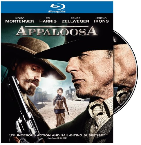 Cover art for  Appaloosa [Blu-ray]