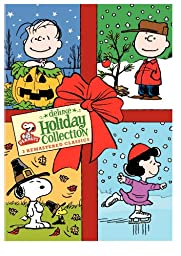Peanuts Holiday Collection (It\'s the Great Pumpkin, Charlie Brown / A Charlie Brown Thanksgiving / A Charlie Brown Christmas)