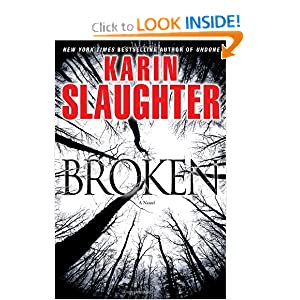 Broken  A Novel (Grant County)(REQ)