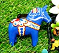 DALA HORSE II 3d Fridge Magnet Landmark Souvenir Ceramic Resin Gifts