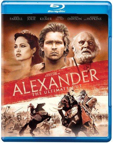 Blu-ray : Alexander: The Ultimate Cut (Blu-ray)