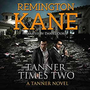 Tanner Times Two Audiobook