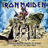 Somewhere Back in Time by Iron Maiden (2008-08-03)
