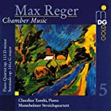 Chamber Music Vol. 5par Reger Max