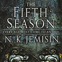 The Fifth Season: The Broken Stone, Book 1 (       UNABRIDGED) by N. K. Jemisin Narrated by Robin Miles