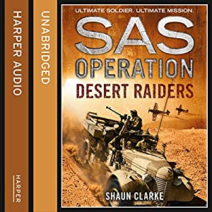 Desert Raiders (SAS Operation) Audiobook