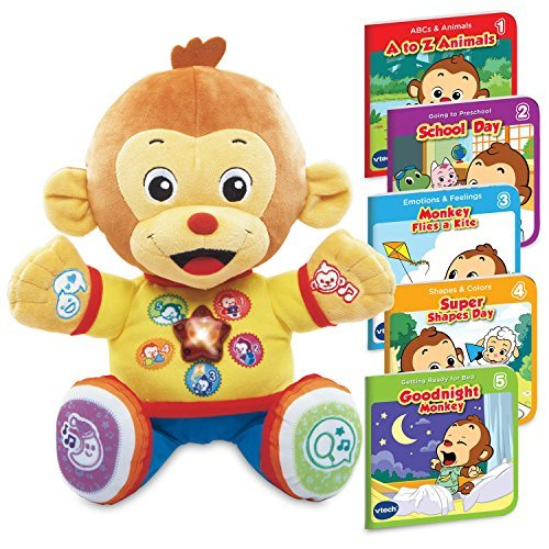 VTech-Chat-And-Learn-Reading-Monkey