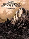 """Dore's Illustrations for """"Idylls of the King"""""""