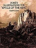 "Dorés Illustrations for ""Idylls of the King"" (Dover Fine Art, History of Art)"