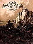 "Dor�'s Illustrations for ""Idylls of t..."
