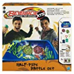 Beyblade 38441186 - Half-Pipe Battle Set