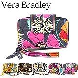 【並行輸入品】ヴェラブラッドリー Vera Bradley ベラブラッドリー オールインワンケース Smartphone Wristlet(スマートフォン・リストレット) 12423//VB12423【お取り寄せ】 【137】プラムクレイジー