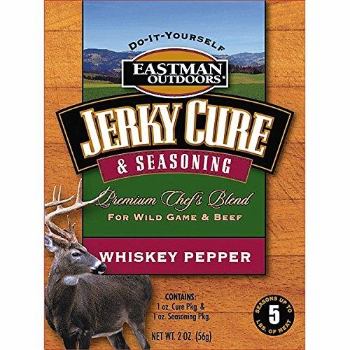 Eastman Outdoors Whiskey Pepper Seasoning 3.2oz