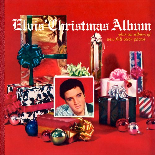 Elvis-Christmas-Album-Analog-Elvis-Presley-LP-Record