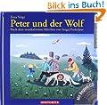 Peter und der Wolf (mit CD)